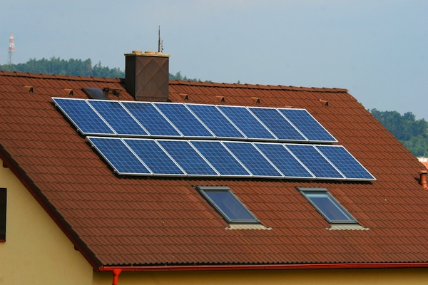 Residential Home Solar Panels Photos Pictures Images