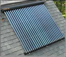 Evacuated Tube Solar Thermal Collectors Solar Water