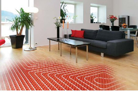 Because A Radiant Floor Uses Low To Medium Temperature Water To Heat A  Space Directly, It Is One Of The Simplest And Cost Effective Systems To Use  In ...