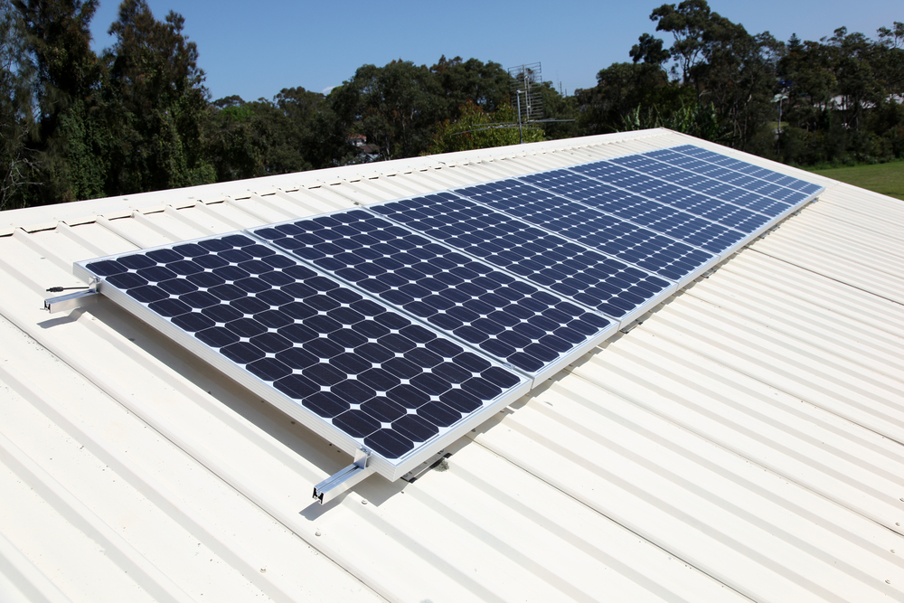 Home Solar Electric Pv Photovoltaic Systems Panels