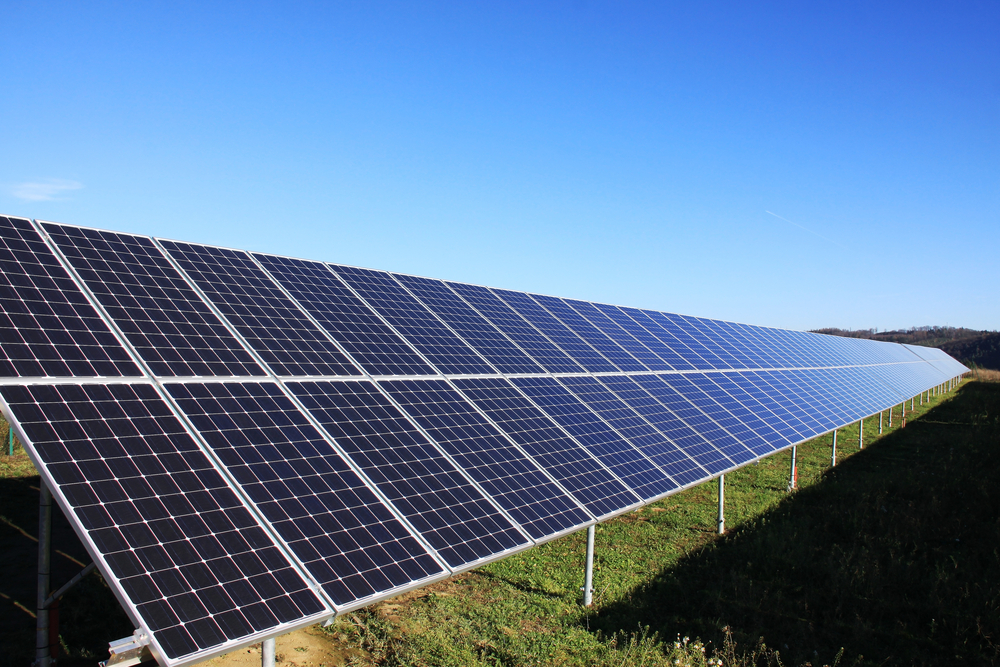 PV Solar Panel Mounting Hardware | PV Ground & Pole Mounting Systems